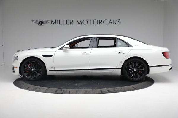 New 2021 Bentley Flying Spur W12 First Edition for sale Sold at McLaren Greenwich in Greenwich CT 06830 3