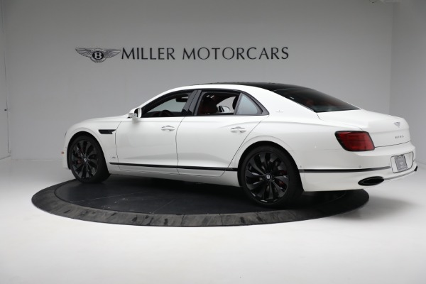 New 2021 Bentley Flying Spur W12 First Edition for sale Sold at McLaren Greenwich in Greenwich CT 06830 4