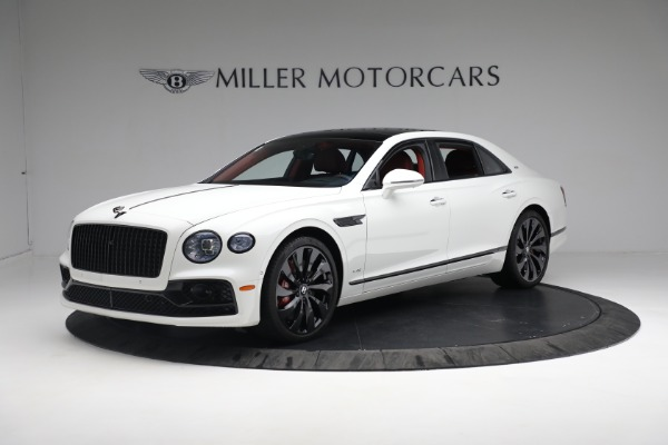 New 2021 Bentley Flying Spur W12 First Edition for sale Sold at McLaren Greenwich in Greenwich CT 06830 1