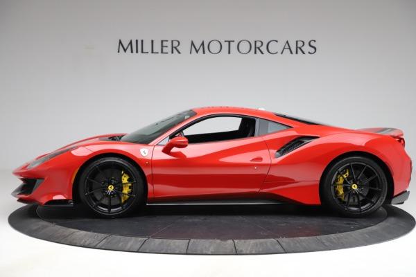 Used 2020 Ferrari 488 Pista for sale $469,900 at McLaren Greenwich in Greenwich CT 06830 3