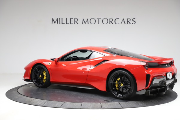 Used 2020 Ferrari 488 Pista for sale $469,900 at McLaren Greenwich in Greenwich CT 06830 4