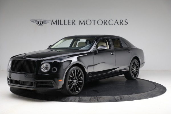 Used 2017 Bentley Mulsanne for sale Sold at McLaren Greenwich in Greenwich CT 06830 2