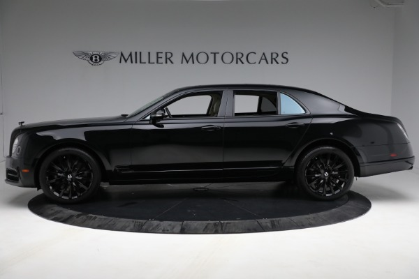 Used 2017 Bentley Mulsanne for sale Sold at McLaren Greenwich in Greenwich CT 06830 3