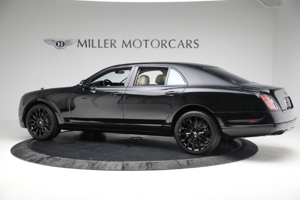 Used 2017 Bentley Mulsanne for sale Sold at McLaren Greenwich in Greenwich CT 06830 4