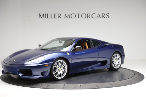 Used 2004 Ferrari 360 Challenge Stradale for sale $329,900 at McLaren Greenwich in Greenwich CT 06830 2
