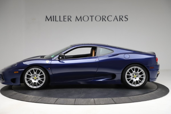 Used 2004 Ferrari 360 Challenge Stradale for sale $329,900 at McLaren Greenwich in Greenwich CT 06830 3