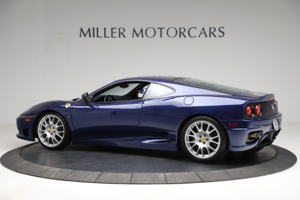 Used 2004 Ferrari 360 Challenge Stradale for sale $329,900 at McLaren Greenwich in Greenwich CT 06830 4
