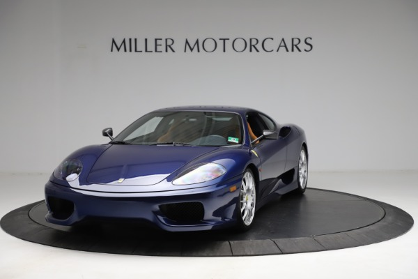 Used 2004 Ferrari 360 Challenge Stradale for sale $329,900 at McLaren Greenwich in Greenwich CT 06830 1