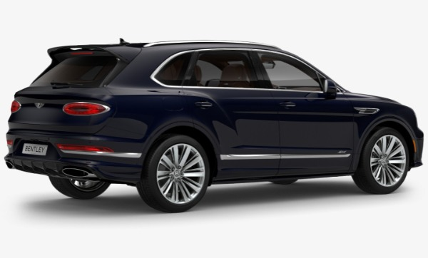 New 2021 Bentley Bentayga Speed for sale Call for price at McLaren Greenwich in Greenwich CT 06830 3