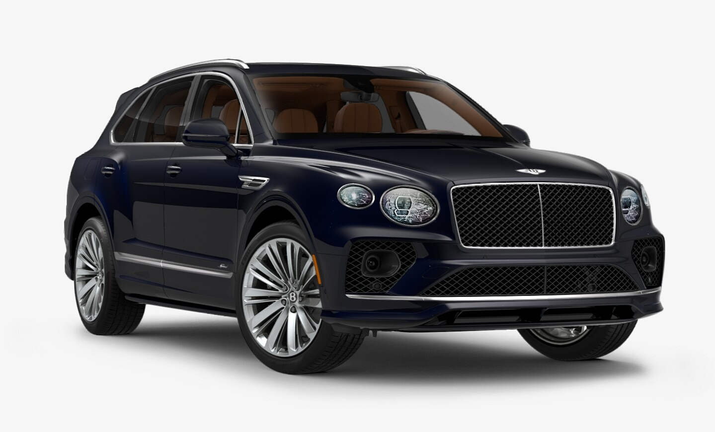 New 2021 Bentley Bentayga Speed for sale Call for price at McLaren Greenwich in Greenwich CT 06830 1