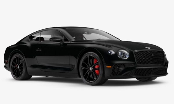 New 2021 Bentley Continental GT V8 for sale Sold at McLaren Greenwich in Greenwich CT 06830 1