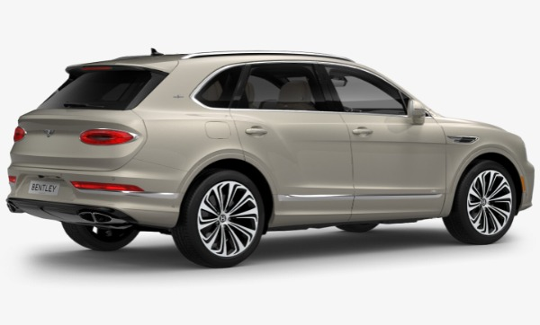 New 2021 Bentley Bentayga V8 First Editon for sale Call for price at McLaren Greenwich in Greenwich CT 06830 3