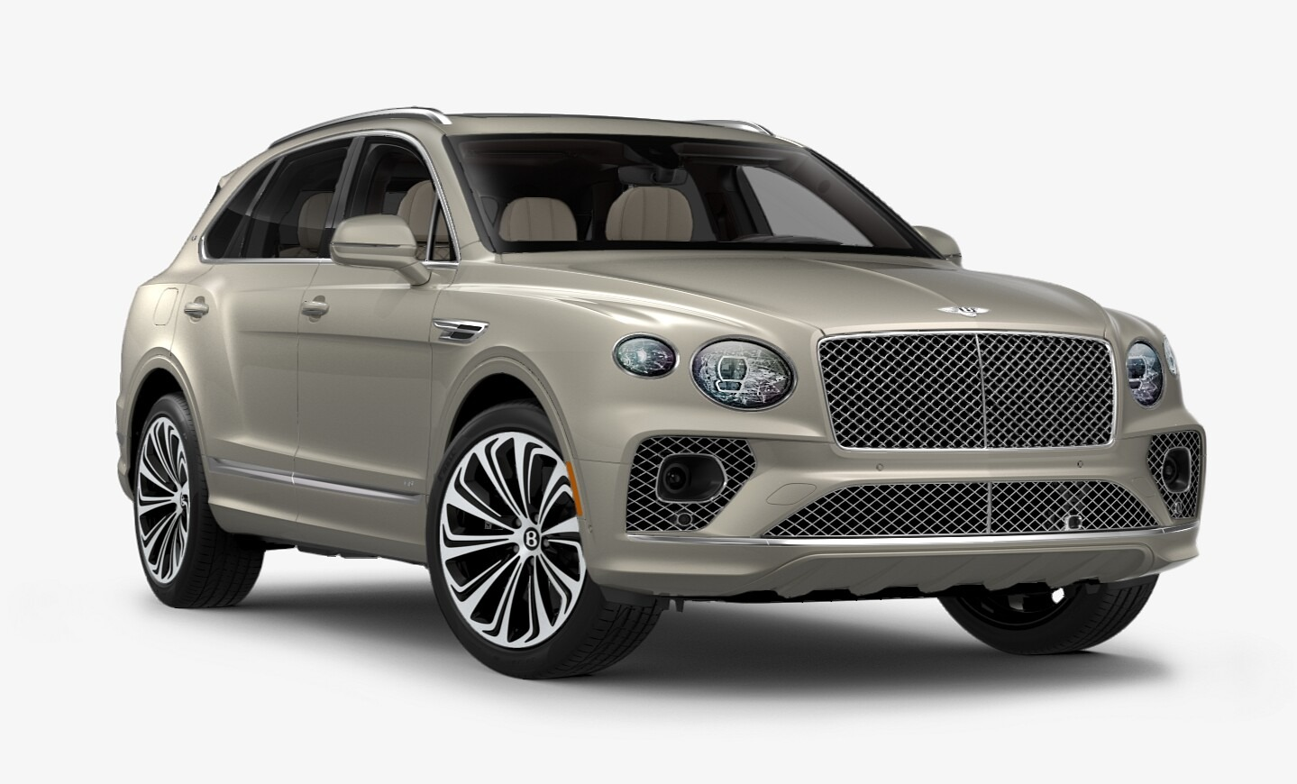 New 2021 Bentley Bentayga V8 First Editon for sale Call for price at McLaren Greenwich in Greenwich CT 06830 1