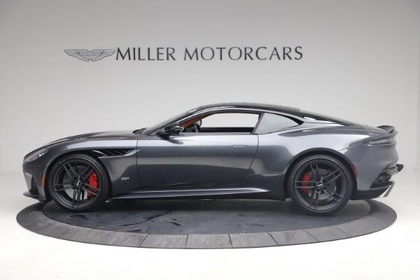 Used 2019 Aston Martin DBS Superleggera for sale $279,990 at McLaren Greenwich in Greenwich CT 06830 2