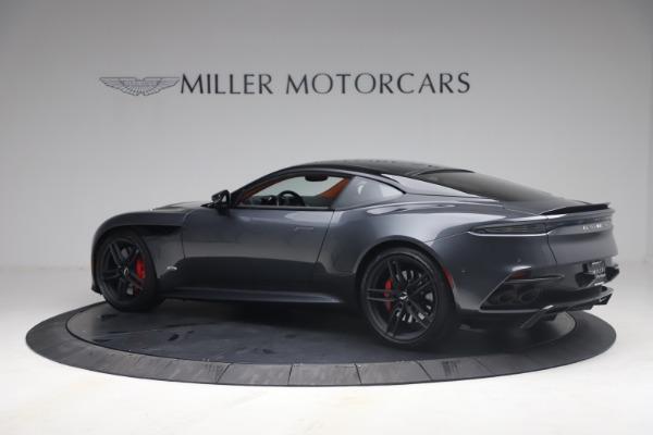 Used 2019 Aston Martin DBS Superleggera for sale $279,990 at McLaren Greenwich in Greenwich CT 06830 3