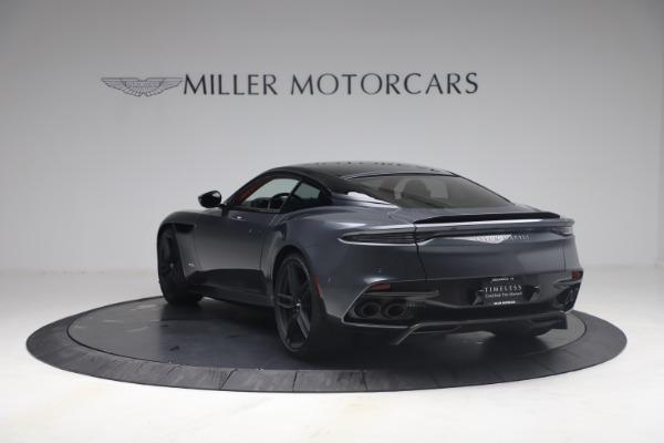 Used 2019 Aston Martin DBS Superleggera for sale $279,990 at McLaren Greenwich in Greenwich CT 06830 4
