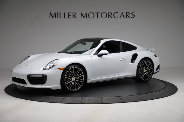 Used 2018 Porsche 911 Turbo for sale $159,990 at McLaren Greenwich in Greenwich CT 06830 2