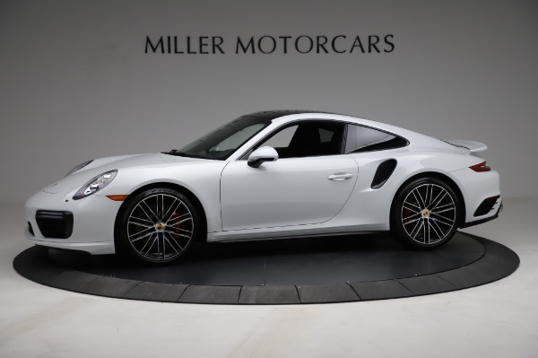 Used 2018 Porsche 911 Turbo for sale $159,990 at McLaren Greenwich in Greenwich CT 06830 3