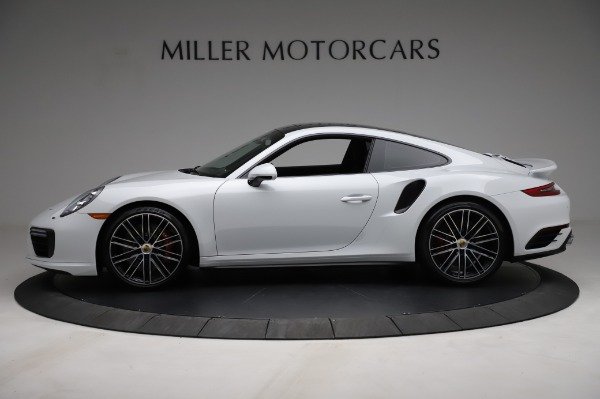 Used 2018 Porsche 911 Turbo for sale $159,990 at McLaren Greenwich in Greenwich CT 06830 4