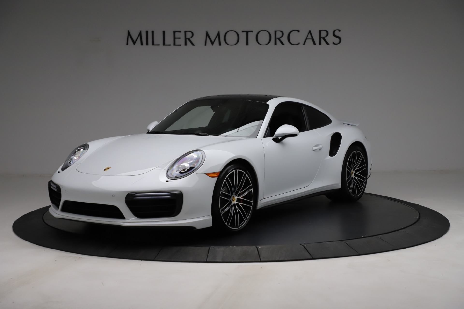 Used 2018 Porsche 911 Turbo for sale $159,990 at McLaren Greenwich in Greenwich CT 06830 1