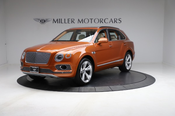 Used 2018 Bentley Bentayga Onyx Edition for sale Sold at McLaren Greenwich in Greenwich CT 06830 2