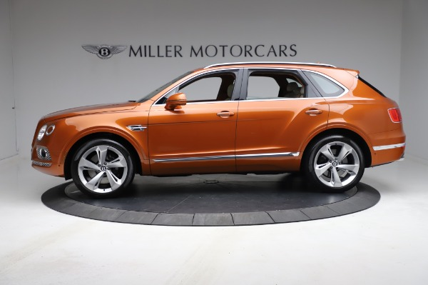 Used 2018 Bentley Bentayga Onyx Edition for sale Sold at McLaren Greenwich in Greenwich CT 06830 3