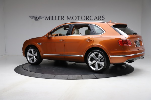 Used 2018 Bentley Bentayga Onyx Edition for sale Sold at McLaren Greenwich in Greenwich CT 06830 4