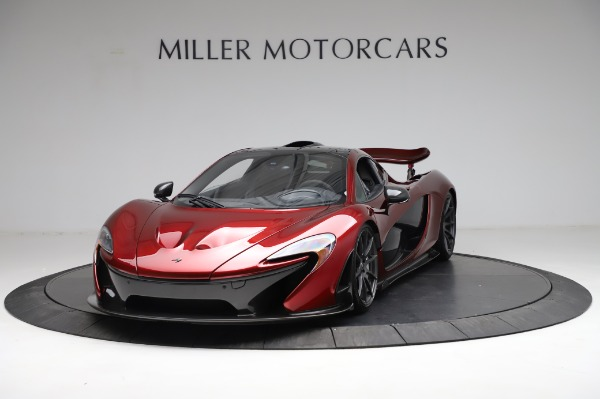 Used 2014 McLaren P1 for sale Call for price at McLaren Greenwich in Greenwich CT 06830 2