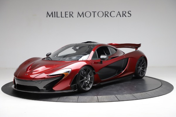 Used 2014 McLaren P1 for sale Call for price at McLaren Greenwich in Greenwich CT 06830 3