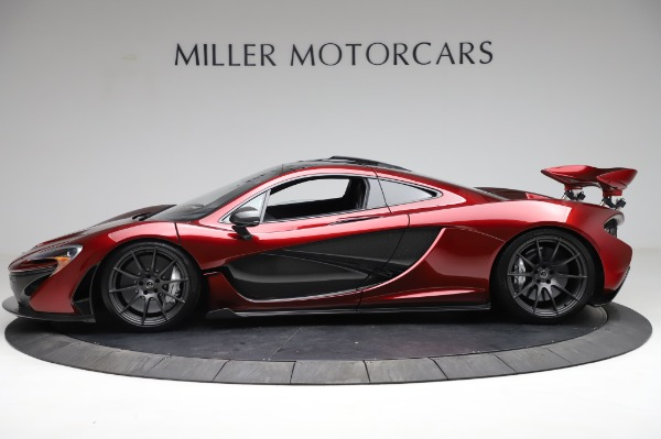 Used 2014 McLaren P1 for sale Call for price at McLaren Greenwich in Greenwich CT 06830 4