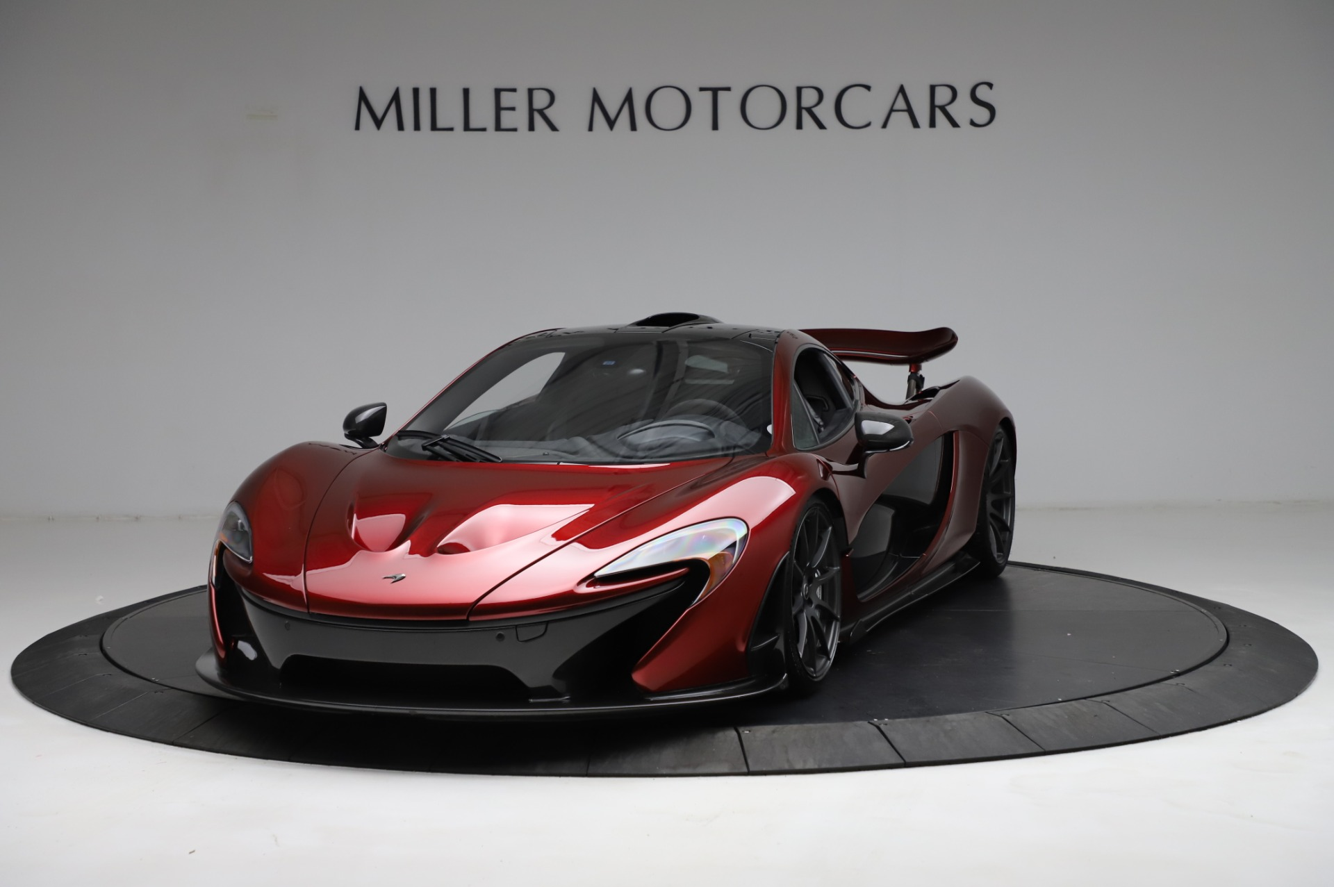 Used 2014 McLaren P1 for sale Call for price at McLaren Greenwich in Greenwich CT 06830 1