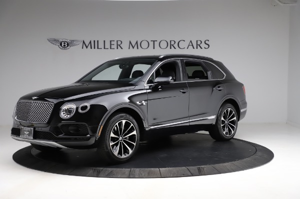 Used 2018 Bentley Bentayga Onyx Edition for sale $149,900 at McLaren Greenwich in Greenwich CT 06830 2