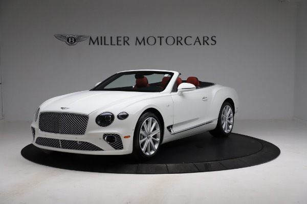 New 2021 Bentley Continental GT V8 for sale Sold at McLaren Greenwich in Greenwich CT 06830 2