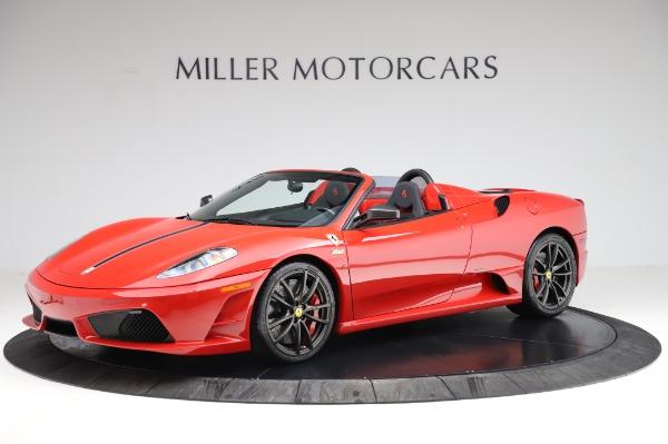 Used 2009 Ferrari 430 Scuderia Spider 16M for sale Call for price at McLaren Greenwich in Greenwich CT 06830 2