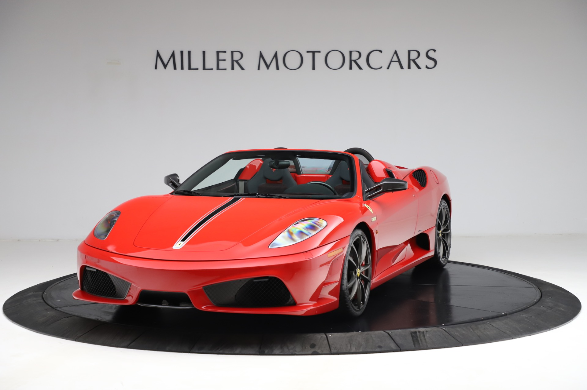 Used 2009 Ferrari 430 Scuderia Spider 16M for sale Call for price at McLaren Greenwich in Greenwich CT 06830 1