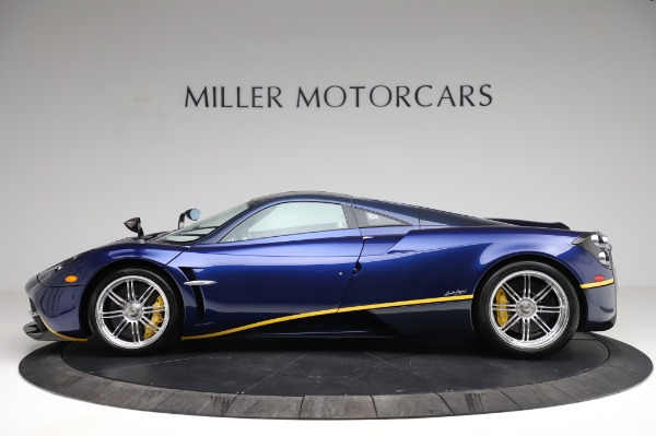 Used 2014 Pagani Huayra for sale Call for price at McLaren Greenwich in Greenwich CT 06830 3
