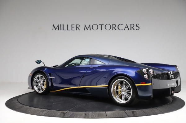 Used 2014 Pagani Huayra for sale Call for price at McLaren Greenwich in Greenwich CT 06830 4