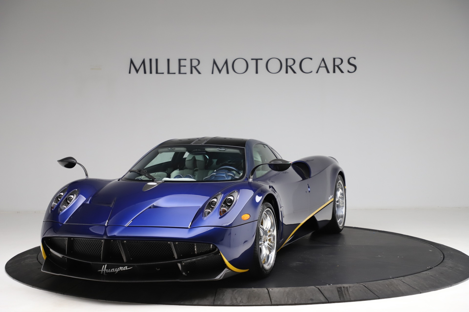 Used 2014 Pagani Huayra for sale Call for price at McLaren Greenwich in Greenwich CT 06830 1