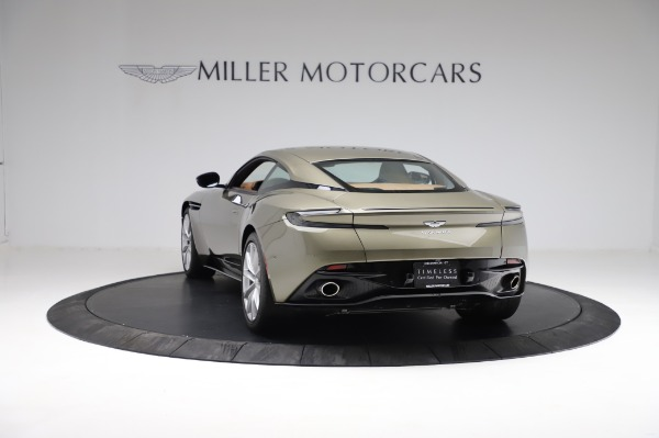 Used 2018 Aston Martin DB11 V8 for sale $151,900 at McLaren Greenwich in Greenwich CT 06830 4