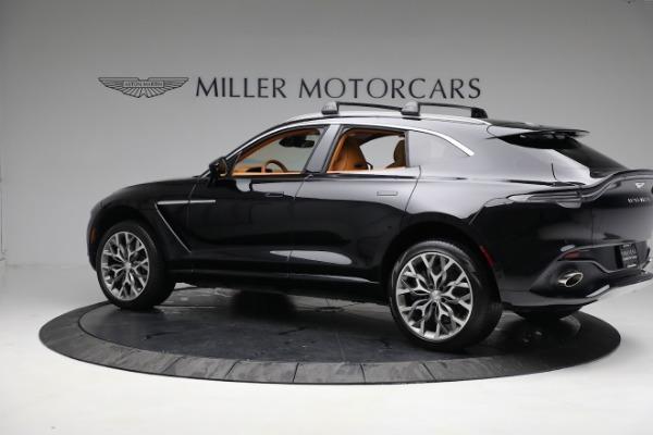 New 2021 Aston Martin DBX for sale $207,886 at McLaren Greenwich in Greenwich CT 06830 3