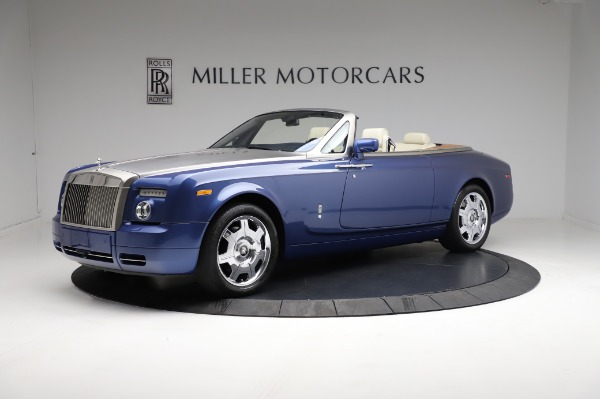Used 2009 Rolls-Royce Phantom Drophead Coupe for sale $219,900 at McLaren Greenwich in Greenwich CT 06830 2