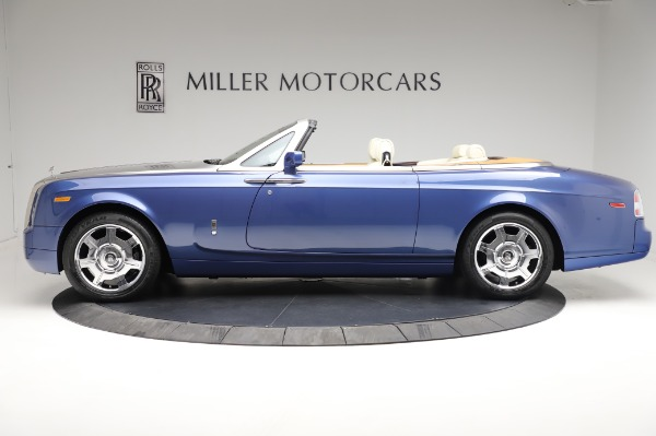 Used 2009 Rolls-Royce Phantom Drophead Coupe for sale $219,900 at McLaren Greenwich in Greenwich CT 06830 3