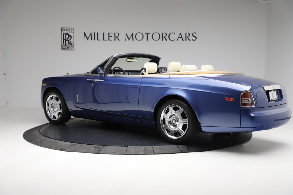 Used 2009 Rolls-Royce Phantom Drophead Coupe for sale $219,900 at McLaren Greenwich in Greenwich CT 06830 4