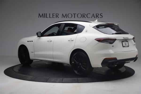New 2021 Maserati Levante Q4 GranSport for sale $92,485 at McLaren Greenwich in Greenwich CT 06830 4