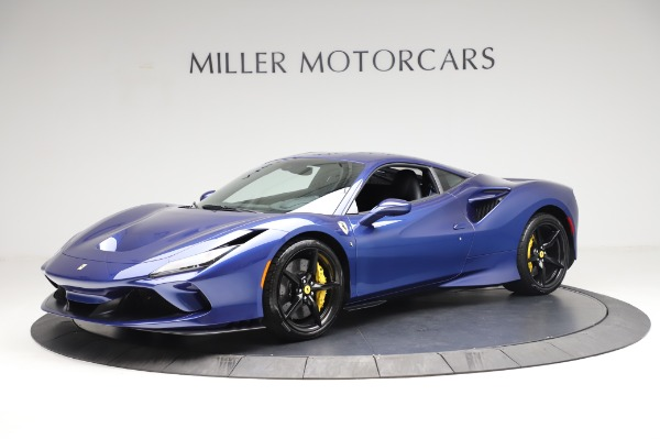 Used 2020 Ferrari F8 Tributo for sale $349,900 at McLaren Greenwich in Greenwich CT 06830 2