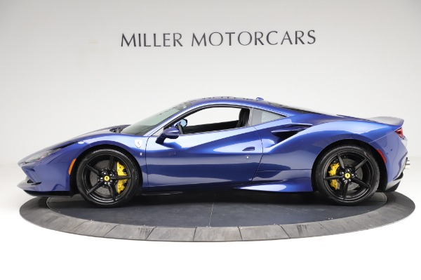 Used 2020 Ferrari F8 Tributo for sale $349,900 at McLaren Greenwich in Greenwich CT 06830 3