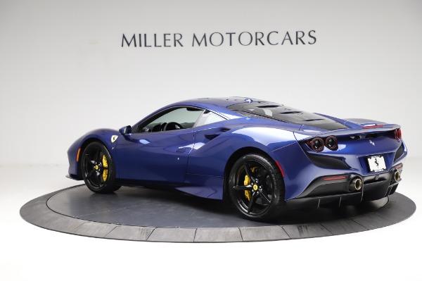 Used 2020 Ferrari F8 Tributo for sale $349,900 at McLaren Greenwich in Greenwich CT 06830 4