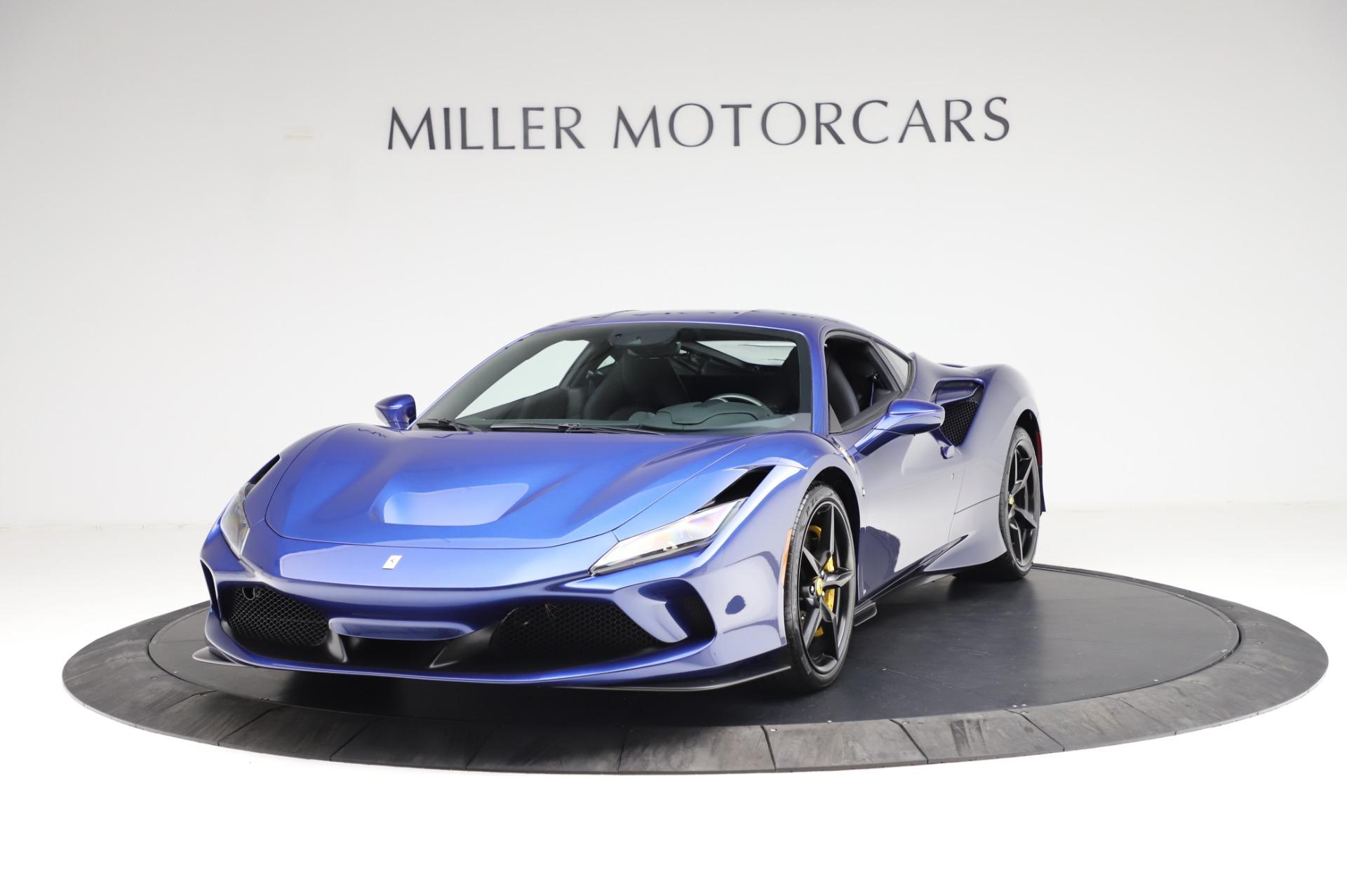 Used 2020 Ferrari F8 Tributo for sale $349,900 at McLaren Greenwich in Greenwich CT 06830 1