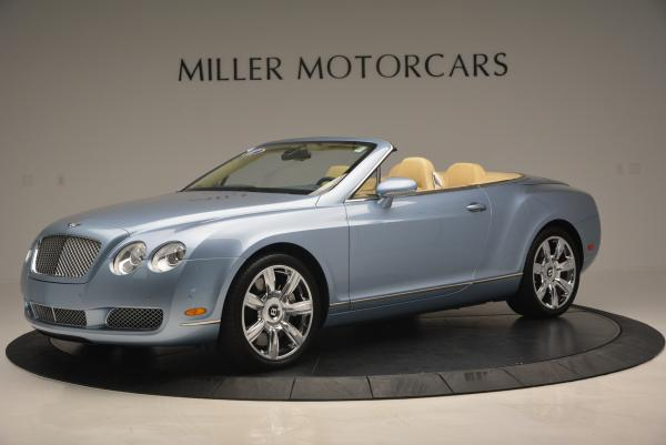 Used 2007 Bentley Continental GTC for sale Sold at McLaren Greenwich in Greenwich CT 06830 2