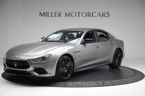 New 2021 Maserati Ghibli S Q4 for sale $90,075 at McLaren Greenwich in Greenwich CT 06830 2
